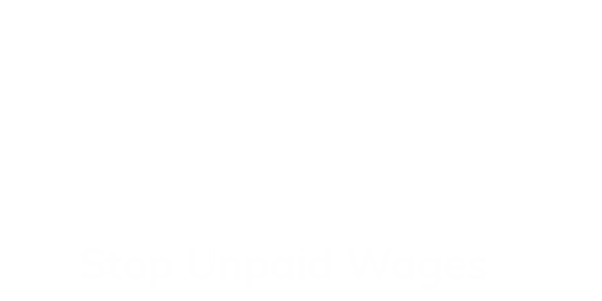 Stop Unpaid Wages logo